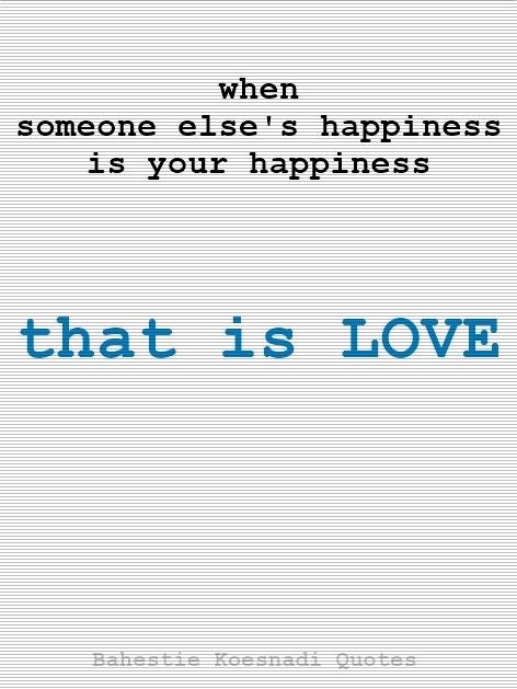 Ini yang Dinamakan LOVE