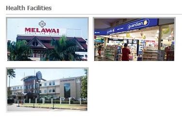 Fasilitas Kesehatan Bintaro Jaya