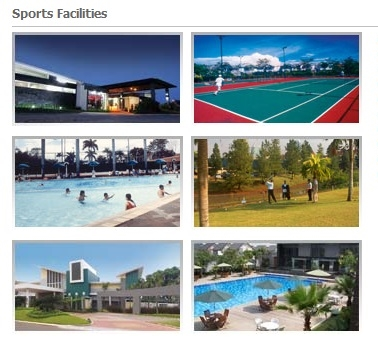 Fasilitas Olahraga Bintaro Jaya