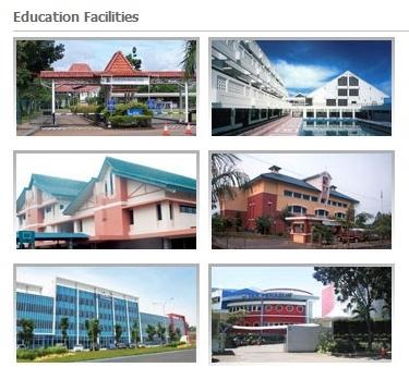 Fasilitas Pendidikan Bintaro Jaya